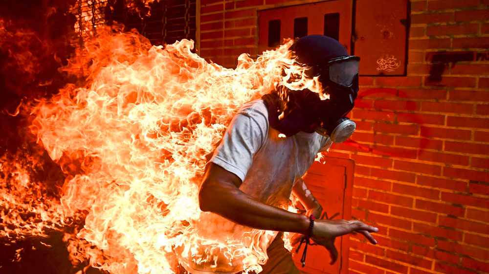 Imatge de l'exposició: World Press Photo 2018