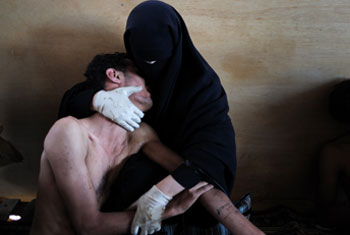 Visitas comentadas a la Muestra Internacional de periodismo profesional World Press Photo 12