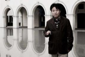 El escritor chino Yu Hua, en el CCCB