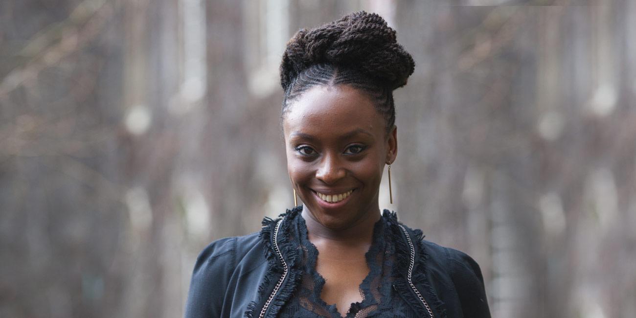 Imagen de: Conversación con Chimamanda Ngozi Adichie