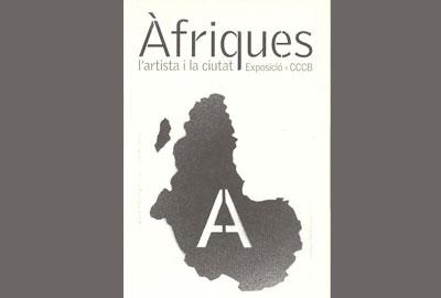 Imatge de l'exposició Àfriques: l'artista i la ciutat