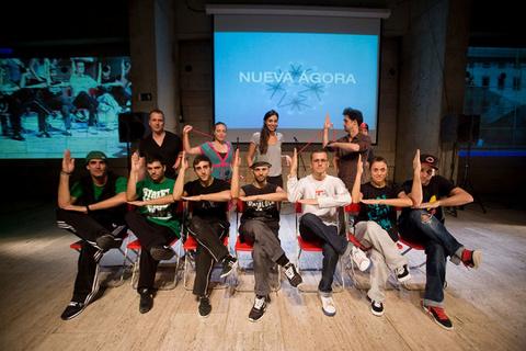 Image of the activity: Nueva Ágora