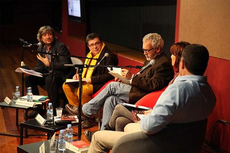 Catalunya al mirall de la immigració. Presentació del llibre d'Andreu Domingo