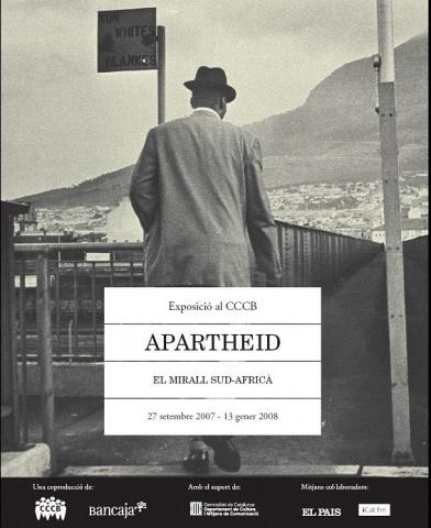 Visites comentades a l'exposició Apartheid. El mirall sud-africà
