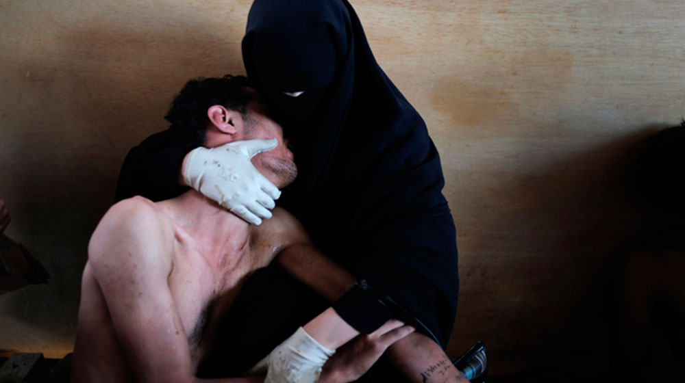 Imagen de la exposición: World Press Photo 12