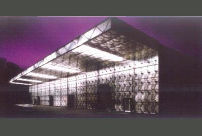 Imatge de l'exposició: Arquitectura sense ombra