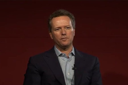 Interview with Edward St. Aubyn