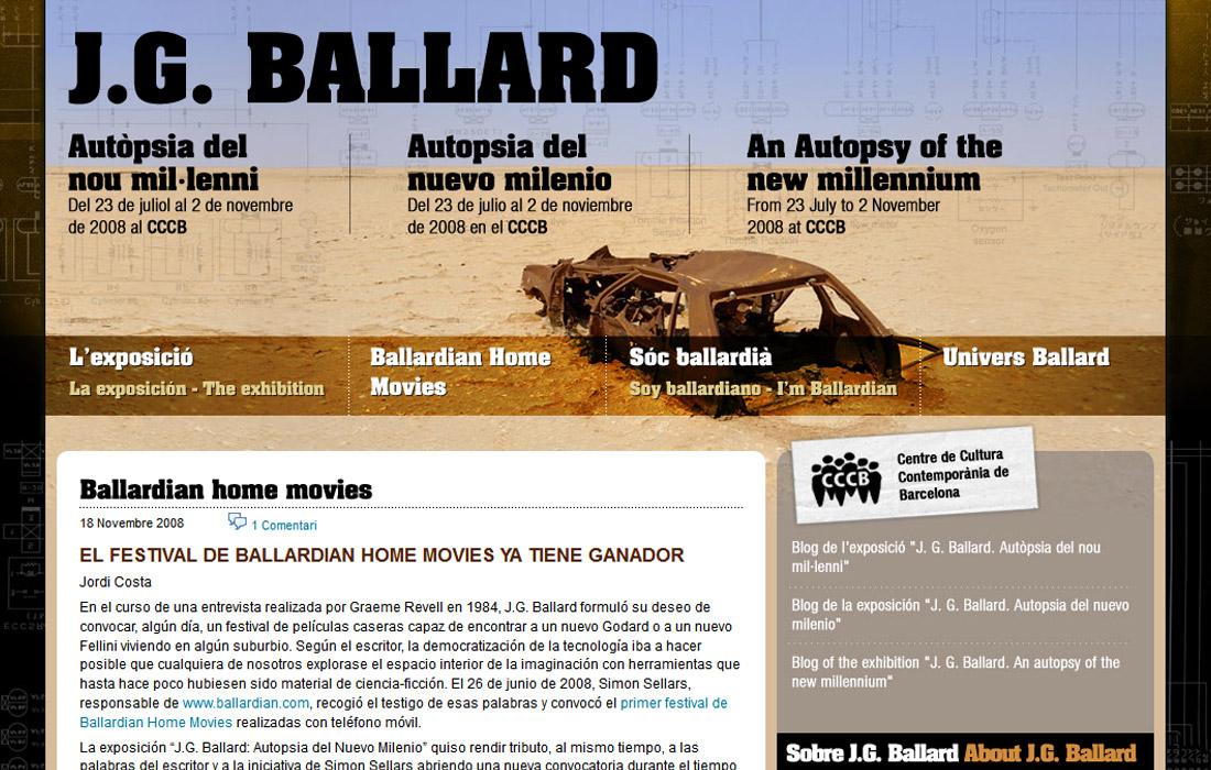 Ballard Autòpsia del nou mil·lenni
