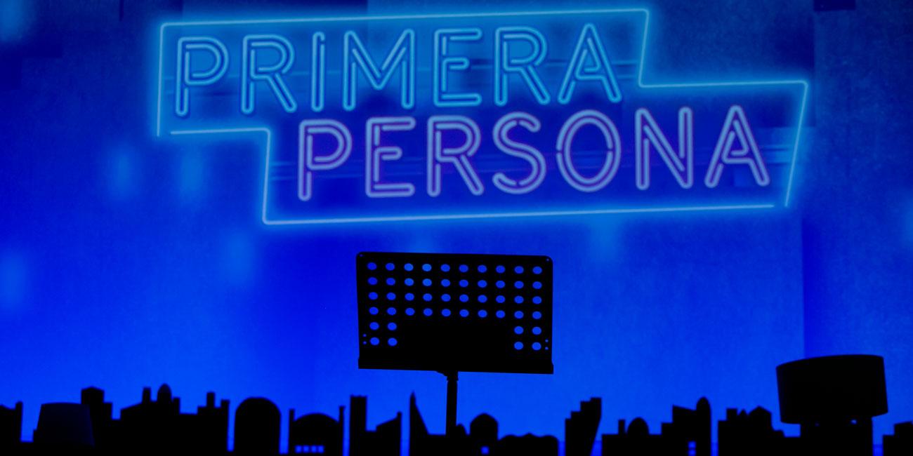 Image of: Primera Persona 2016