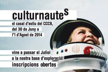 Imatge de l'activitat: Culturnautes 2014