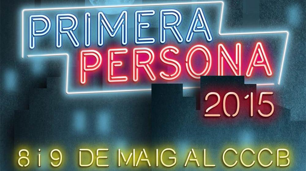 Imagen de la actividad: Primera Persona 2015