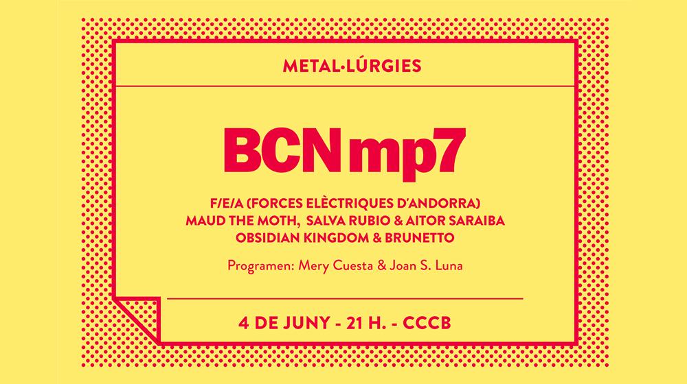 Imatge de l'activitat: BCNmp7. Metal·lúrgies