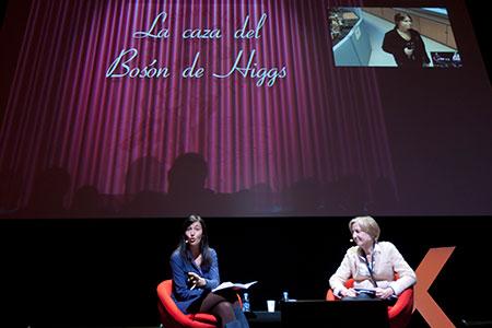 Tamara Vázquez Schröder, Martine Bosman i Sònia Fernández-Vidal