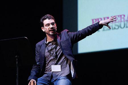 Primera Persona 2013. Carlo Padial