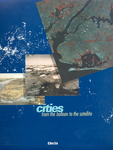 Cities: from balloon to satellite