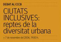 Ciudades inclusivas: retos de la diversidad urbana