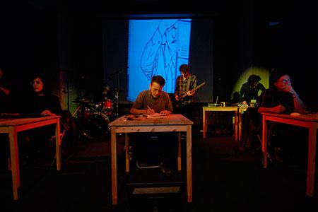 Kosmopolis 08. Concert animat «El darrer humà viu»