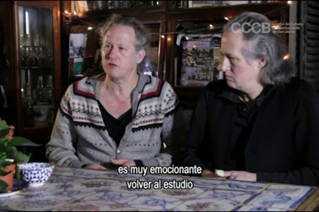 Metamorfosis. Quay brothers about the creative process