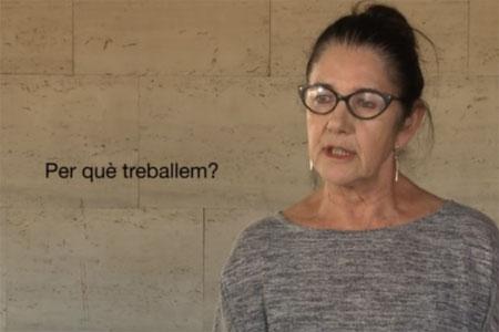 Entrevista a la economista Cristina Carrasco