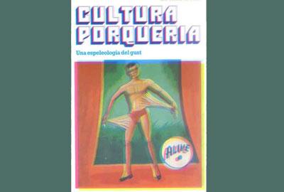 Imatge de l'exposició Cultura porqueria. Una espeleologia del gust