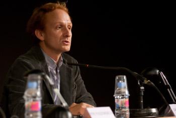 Daniel Gamper    CCCB (c) Miquel Taverna, 2011