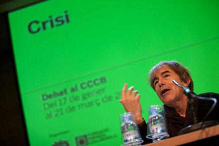 Barcelona Debate 2011 - Crisis