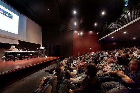 CCCB Educació. Daniel Dennett