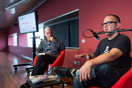 Talk with Cory Doctorow
