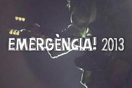 Emergència! 2013