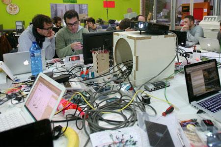 El nuevo ecosistema productivo: fabricación personal, distribuida y abierta