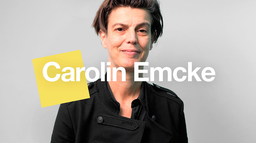 """Carolin Emcke: """"We need a language of utopia to accompany our discontent"""""""