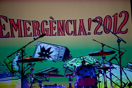 Emergència! 2012