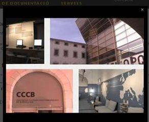 Imatge video informatiu