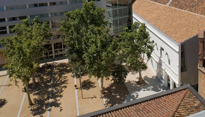 Plaça Joan Coromines Picture