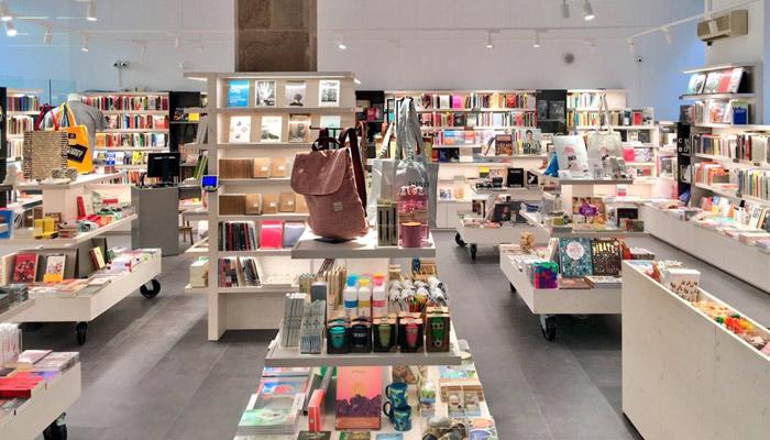 Laie CCCB Bookshop Picture