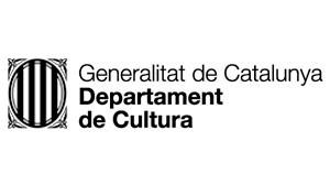 Logotip del Departament de Cultura de la Generalitat de Catalunya
