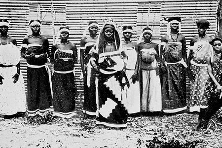 La lucha de las mujeres africanas