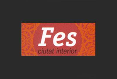 Imatge gràfica de l'exposició FES. ciutat interior