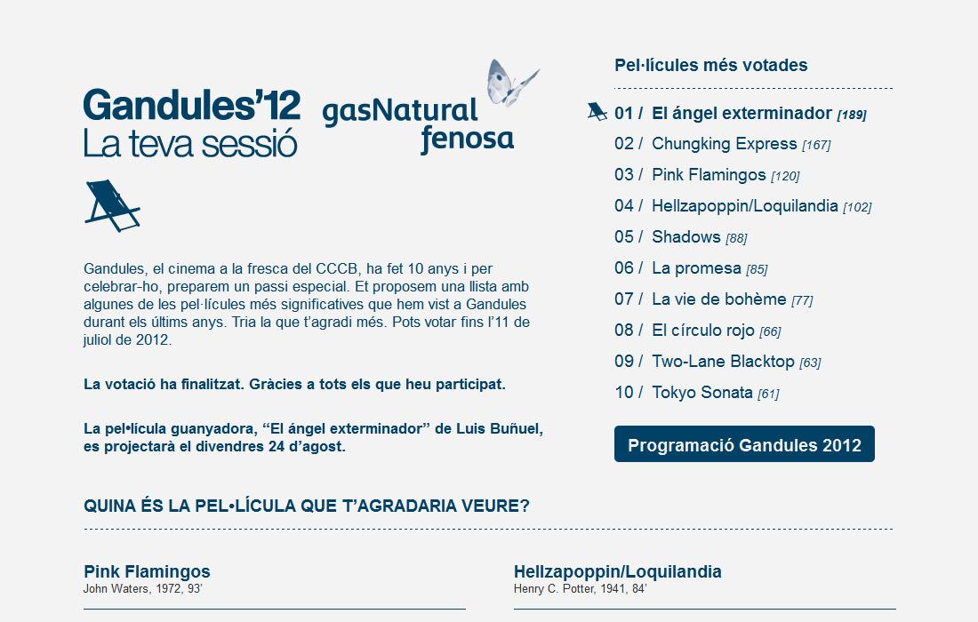 Gandules'12