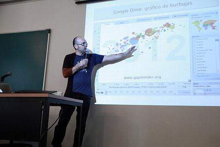 Periodismo de datos. Excel y Google Drive para Periodistas