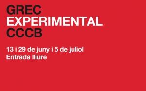 Ramon Simó sobre la nova línia de col·laboració Grec Experimental CCCB
