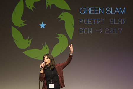 Kosmopolis 17. Green Slam: International Poetry Slam Competition