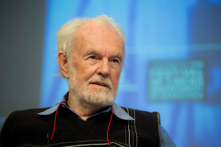 """David Harvey: """"I like the idea of an urban common which is a political concept which says that this space is open for all kind of people"""""""