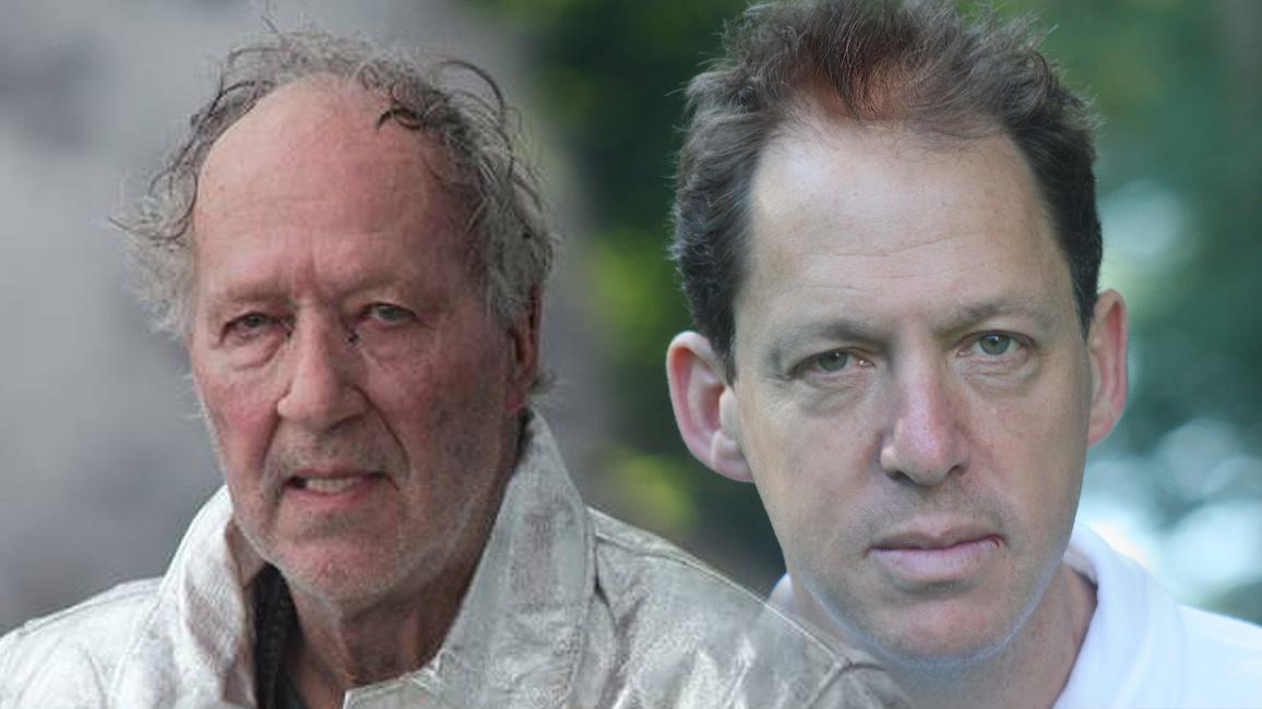 Image of: Werner Herzog and Paul Holdengräber