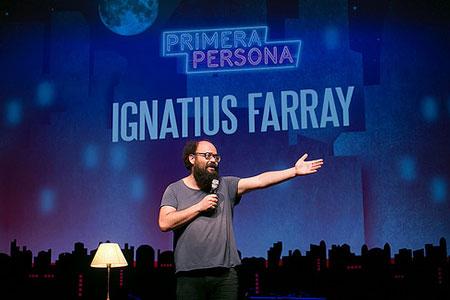 Primera Persona 2015. Ignatius Farray