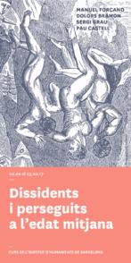 Disidentes y perseguidos en la Edad Media: judíos, musulmanes, herejes y brujas