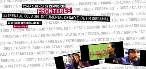 Estrena al CCCB del documental DeNadie, de Tin Dirdamal