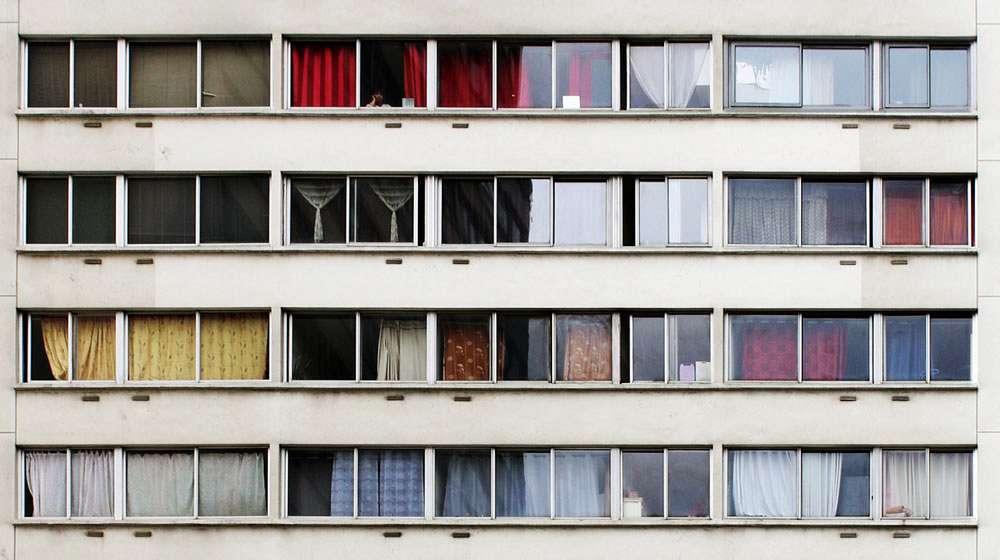 Imagen del dossier de prensa: Desde mi ventana