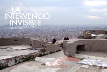 Turó de la Rovira: «La intervenció invisible»