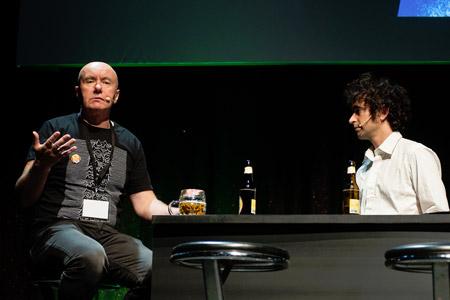 Primera Persona 2014. Irvine Welsh
